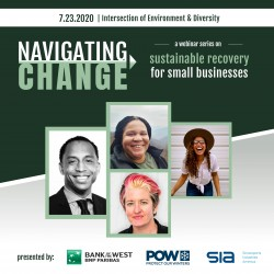 Navigating Change Series #1: Intersection of Environment & Diversity