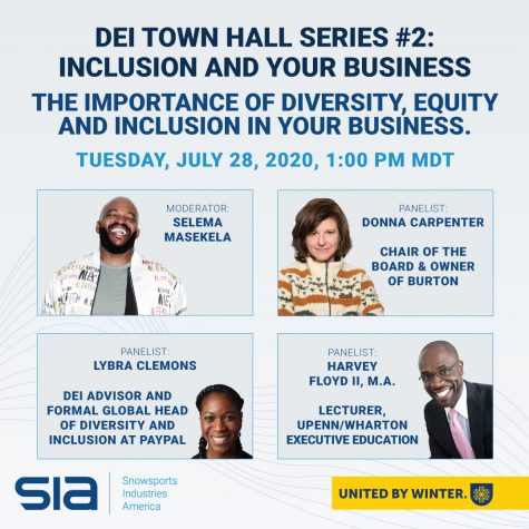 SIA Inclusion Town Hall #2