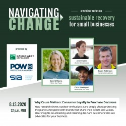 Navigating Change Series #4: Why Cause Matters: Consumer Loyalty in Purchase Decisions