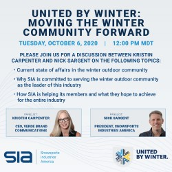 United by Winter: Moving the Winter Community Forward