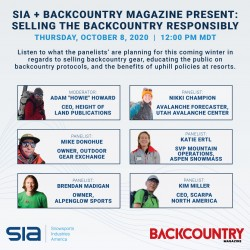 Selling The Backcountry Responsibly