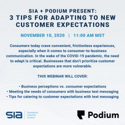 3 Tips for Adapting to New Customer Expectations