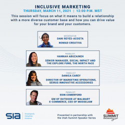 Town Hall Series - Inclusion in the Winter Industry - Inclusive Marketing