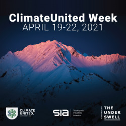 "ClimateUnited Week - ""Why Climate? Why Now?"""