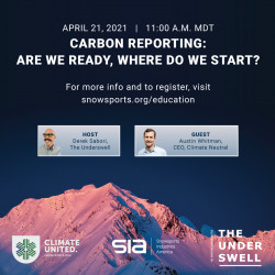 """ClimateUnited Week - """"Carbon Reporting: Are We Ready, Where Do We Start?"""""""