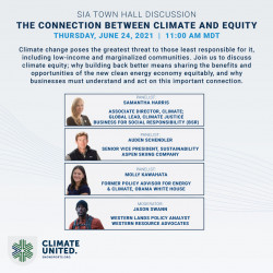 The Connection Between Climate Change And Equity